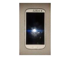 Samsung s3 grande con todo su accesorios