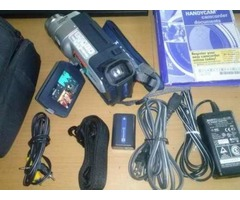 Video Camara Handycam Sony Video Hi8 Ccd Trv318 - Filmadora