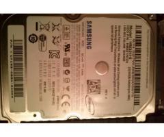 Discos Duros 320GB samsung-toshiba-seagate nuevos ya formateados