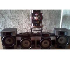 Equipo sony genezi modelo-> HCD - GTX777 760 rpm -8400w p.m.p.o