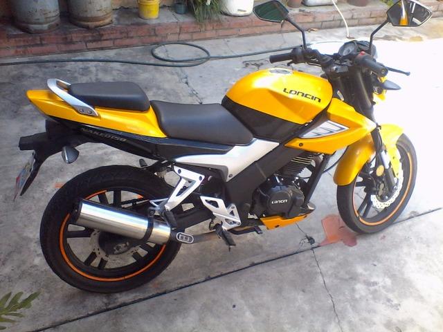Moto loncin naked 150cc perfectas condiciones - 1/6