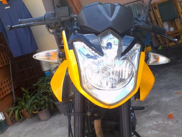 Moto loncin naked 150cc perfectas condiciones - 3/6