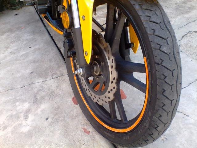 Moto loncin naked 150cc perfectas condiciones - 4/6
