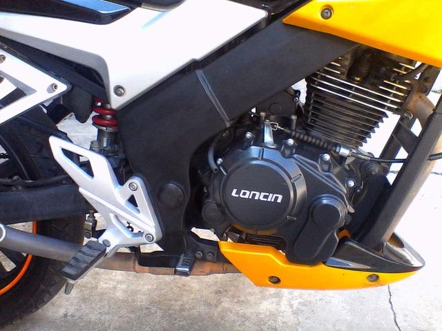 Moto loncin naked 150cc perfectas condiciones - 5/6