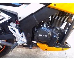 Moto loncin naked 150cc perfectas condiciones - Imagen 5/6