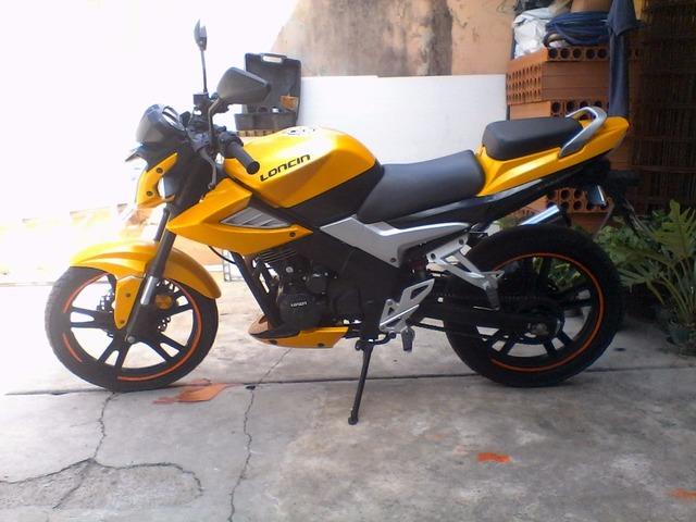 Moto loncin naked 150cc perfectas condiciones - 6/6