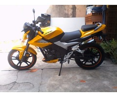 Moto loncin naked 150cc perfectas condiciones - Imagen 6/6