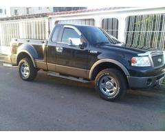 Camioneta Ford Fx4