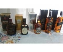 Whisky escoces original de 12 y 18