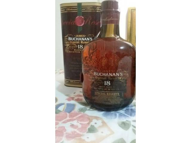 Whisky escoces original de 12 y 18 - 2/5