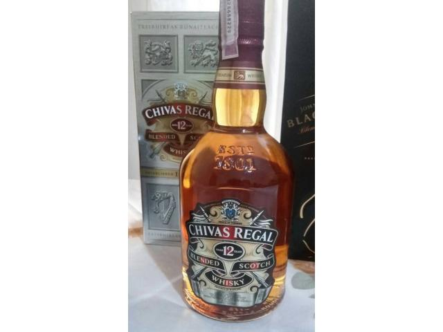 Whisky escoces original de 12 y 18 - 3/5