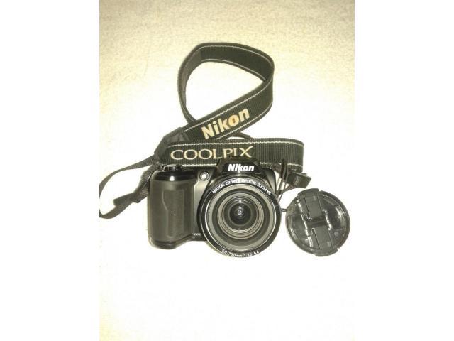 Camara Nikon L110 NUEVA - 1/6