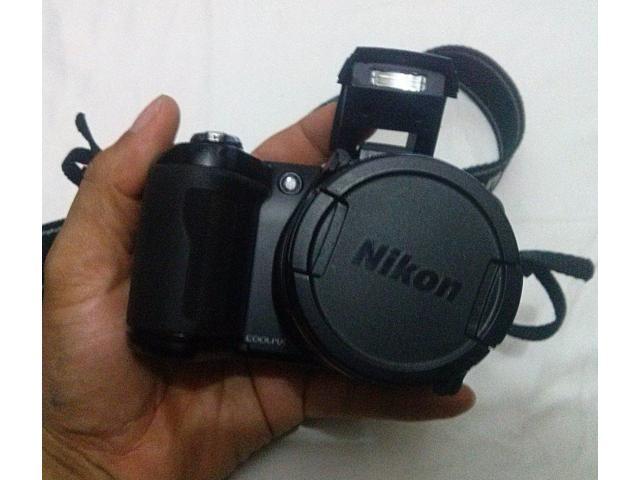 Camara Nikon L110 NUEVA - 4/6