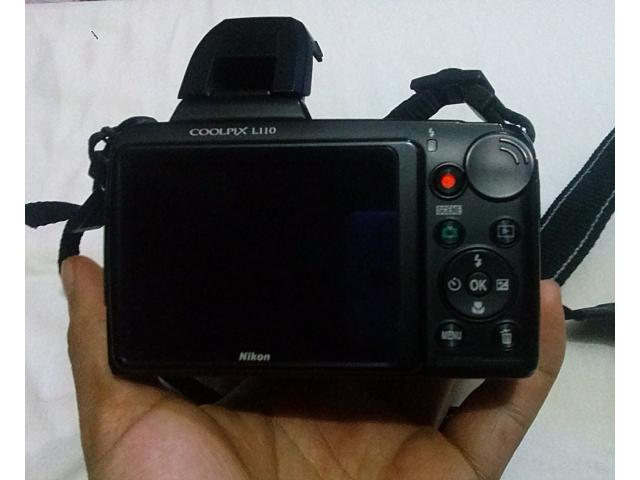 Camara Nikon L110 NUEVA - 5/6
