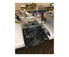 Antminer S9 13 TH/S 16nm ASIC Bitcoin Miner