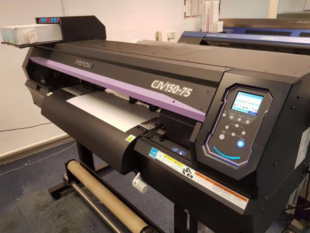 "Mimaki Cjv150-75 32"" Integrated Printer Cutter - 1/1"
