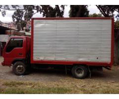 Camión JAC 2008 NEGOCIABLE