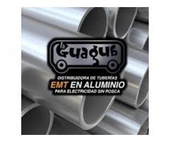 Tubos Emt Para Electricidad De Aluminio 3/4