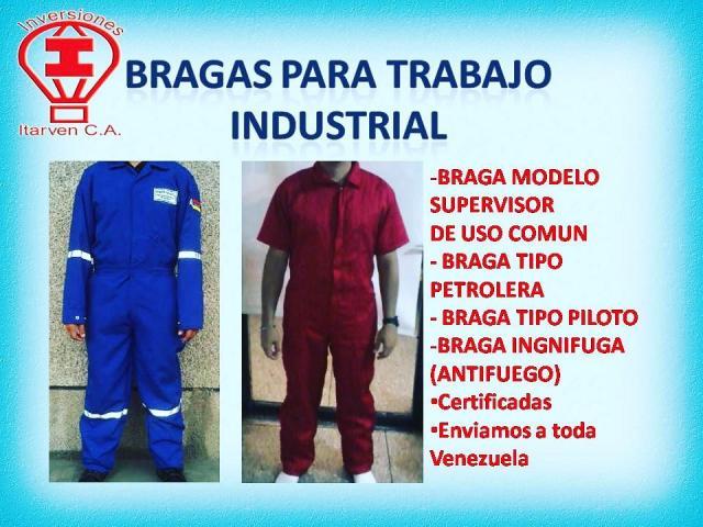 Braga Ignifuga Petrolera Fabrica de uniformes - 5/5