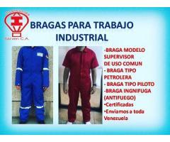Braga Ignifuga Petrolera Fabrica de uniformes - Imagen 5/5
