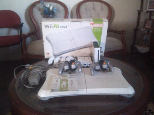 Wii más Wii Fit plus - 1/3