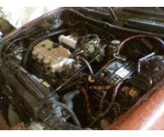 Ford Mercury Tracer 93, automático, en buen estado general, sin batería, por viaje