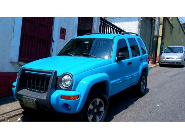 Jeep Cherokee Liberty 2002 4x2 automatica. Mantenimiento al día. - 1/5