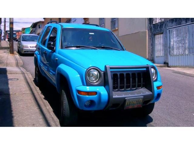 Jeep Cherokee Liberty 2002 4x2 automatica. Mantenimiento al día. - 3/5