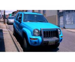 Jeep Cherokee Liberty 2002 4x2 automatica. Mantenimiento al día. - Imagen 3/5