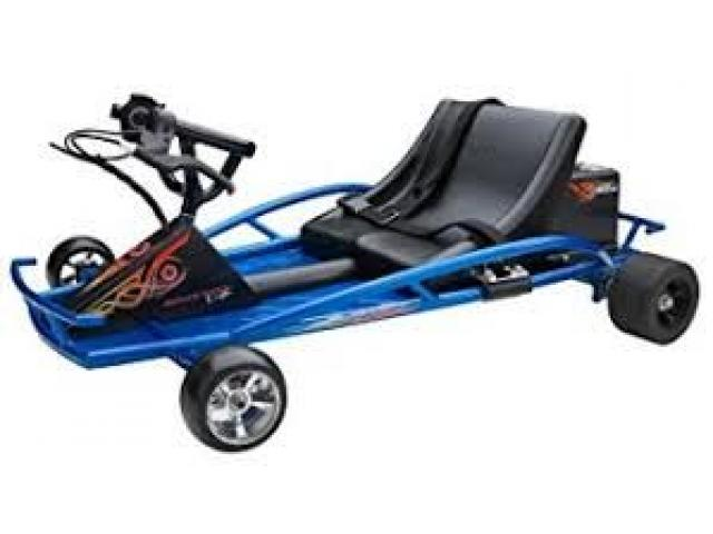 carro electrico karting razor driftter nuevo - 3/4