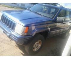 Jeep Cheroee 98