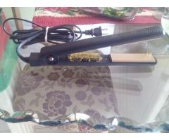 Plancha para cabello marca revlon - Imagen 3/4