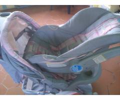 Coche para bebe marca infanti - Imagen 4/6