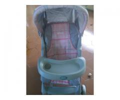 Coche para bebe marca infanti - Imagen 6/6