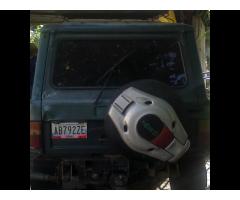 Camioneta aro ranger 10.4