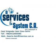 Asesoria Integral en Sistemas Administrativos Saint Enterprise