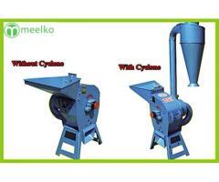 Molino triturador Meelko de biomasa a martillo electrico 360 kg - MKH198B