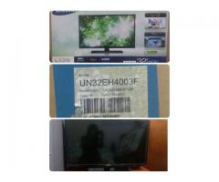"Televisor 32"" LED marca Samsung"
