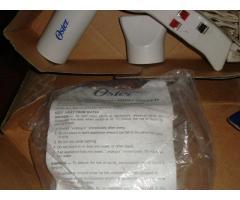 secador de cabello Oster Modelo HD-120