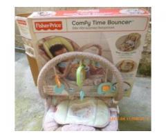 silla mecedora para bebes y esterilizador