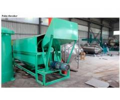 Linea de extraccion de aceite de palma 8 tn día