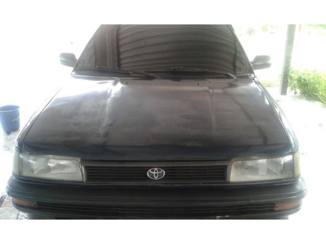 Toyota corolla 92 automatico - 1/6