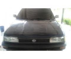 Toyota corolla 92 automatico