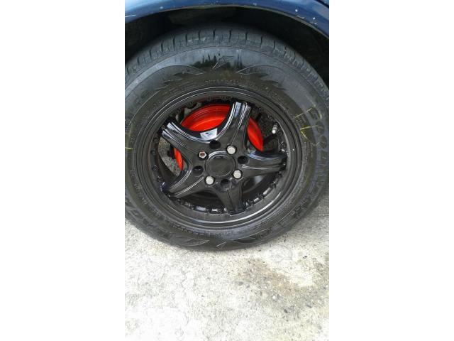 Toyota corolla 92 automatico - 6/6