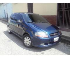 Chevrolet Aveo 2007 1.6 Sincronico