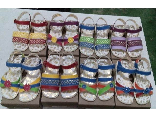 SANDALIAS JUNIOR TALLA 23 HASTA 26 - 1/6