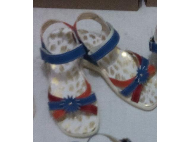 SANDALIAS JUNIOR TALLA 23 HASTA 26 - 3/6