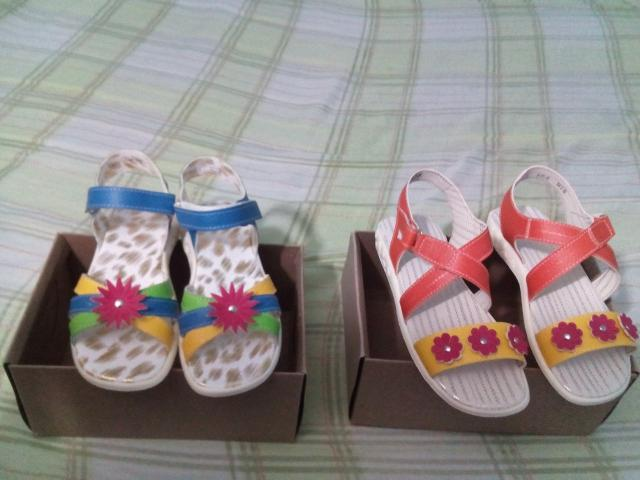 SANDALIAS JUNIOR TALLA 23 HASTA 26 - 5/6