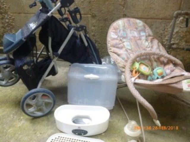 vendo coche, silla mededora fisher price mas esterilizador - 3/6