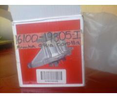 repuestos para toyota 1.6 nuevo de paquete